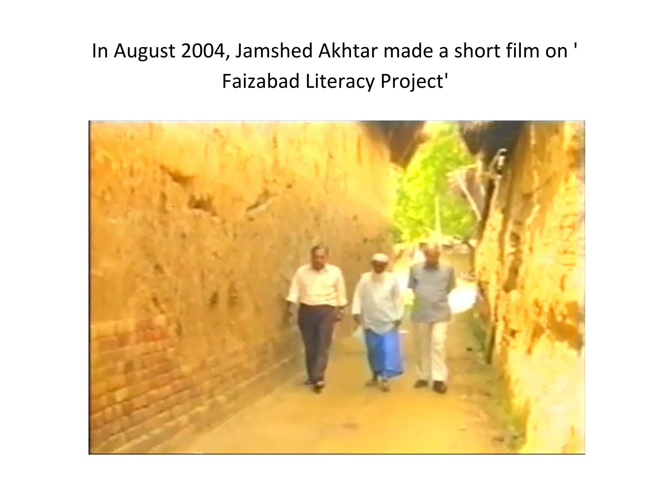 Faizabad Literacy Project